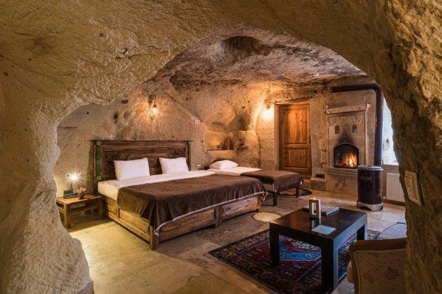 Camera Lady per dormire nei Sassi di Matera